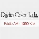 Logo da emissora Rádio Colon  1090 AM