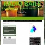 Logo da emissora R�dio Baile