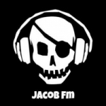 Logo da emissora Jacob FM Radio Rock
