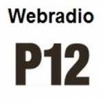 Logo da emissora Web Rádio P12