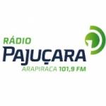 Logo da emissora Rádio Pajuçara 101.9 FM