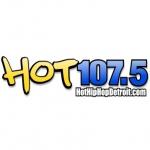 Logo da emissora WGPR 107.5 FM