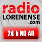 Logo da emissora Rádio Lorenense