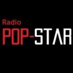 Logo da emissora Rádio Pop Star