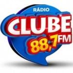Logo da emissora Rádio Clube 88.7 FM