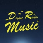 Logo da emissora Digital Rádio Music