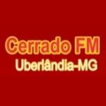 Logo da emissora Cerrado FM Uberlândia