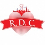 Logo da emissora Rádio RDC  98.7 FM