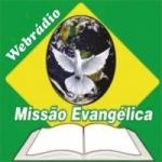 Logo da emissora Webrádio Missão Evangélica