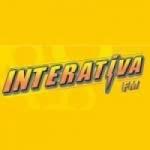 Logo da emissora Rádio Interativa FM