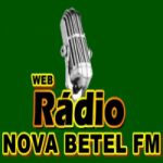 Logo da emissora Rádio Nova Betel FM