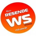 Logo da emissora Rádio Resende WS Clássicos