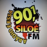 Logo da emissora Rádio Siloé FM