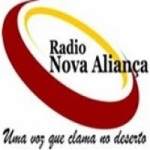 Logo da emissora Web Rádio Nova Aliança
