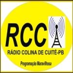 Logo da emissora R�dio Colina de Cuit�