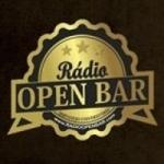 Logo da emissora Rádio Open Bar
