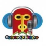 Logo da emissora Radio Carnavalxsiempre