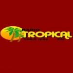 Logo da emissora Rádio Tropical 104.9 FM