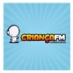 Logo da emissora Rádio Criança FM