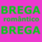Logo da emissora Brega Romântico