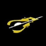 Logo da emissora Rádio Guitarra Brasileira
