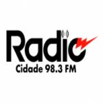 Logo da emissora Cidade 98 FM