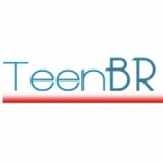 Logo da emissora Rádio TeenBR