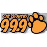 Logo da emissora WHFB 99.9 FM