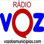 Logo da emissora Rádio Voz dos Municípios