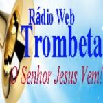 Logo da emissora Rádio Web Trombeta