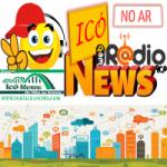 Logo da emissora Portal Ic� News Web R�dio