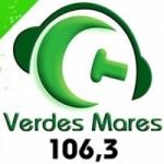 Logo da emissora R�dio Verdes Mares 106.3 FM