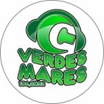 Logo da emissora Rádio Verdes Mares 106.3 FM