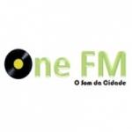 Logo da emissora One Fm