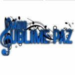Logo da emissora R�dio Sublime Paz