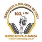 Logo da emissora R�dio Nova Alian�a MG