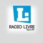 Logo da emissora Rádio Livre 96.5 FM