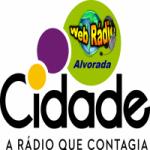 Logo da emissora Rádio Cidade Alvorada