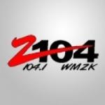 Logo da emissora WMZK Z104 FM 104.1