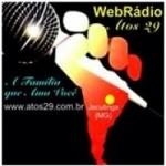 Logo da emissora R�dio Atos 29