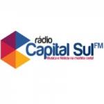 Logo da emissora Rádio Capital Sul FM