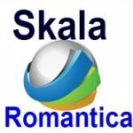 Logo da emissora Rádio Skala Romântica