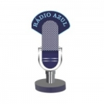Logo da emissora R�dio Azul