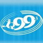 Logo da emissora WJKQ 99.3 FM JQ