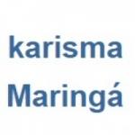 Logo da emissora R�dio karisma Maring�