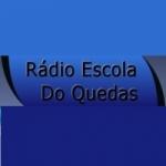 Logo da emissora Web Rádio Escola do Quedas