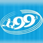 Logo da emissora WJQK 99.3 FM JQ
