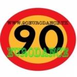Logo da emissora 90's Eurodance