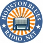 Logo da emissora Houston Blues Radio