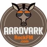 Logo da emissora Aardvark Rock FM